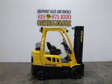 Used 2011 HYSTER 6,0