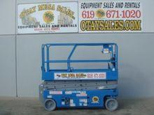 2006 GENIE GS-2032 ELECTRIC SCI