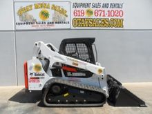 2011 BOBCAT T590 RUBBER TRACK S