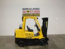 2007 HYSTER 8,000LB S80FT PROPA