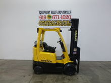Used 2007 HYSTER 550