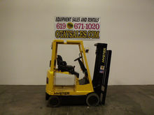 Used 2001 HYSTER 300