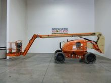 2002 JLG 600AJN ARTICULATED BOO