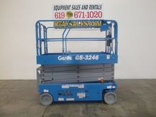 2014 GENIE GS-3246 ELECTRIC SCI