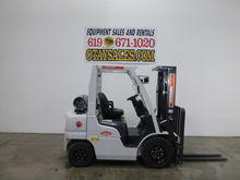 2014 NISSAN 5,000LB MP1F2A25LV
