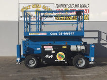 2012 GENIE GS-4069RT DUAL FUEL