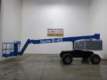2004 GENIE S-45 DIESEL BOOMLIFT
