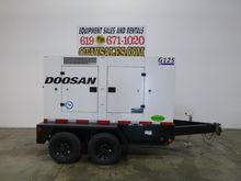 2015 DOOSAN 125KW G125WCU-3A-T4