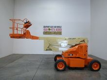 JLG 40E ELECTRIC ARTICULATED BO