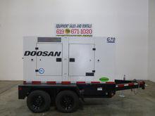 2014 DOOSAN 70KW G70WCU-3A-T4I