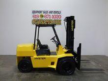 1992 HYSTER 8,000LB H80XL DIESE