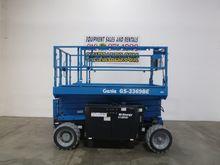 2012 GENIE GS-3369BE HYBRID SCI