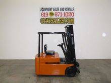 1983 TOYOTA 3,000LB 2FBE15 3 WH