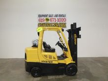 Used 2007 HYSTER 8,0