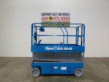 2005 GENIE GS2646 ELECTRIC SCIS