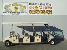 2001 Club Car Villager #16658