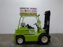 Used CLARK 8,000LB C
