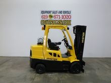 2011 HYSTER 8,000LB S80FT PROPA