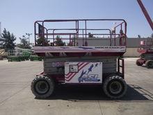 2005 MEC 3391RT ROUGH TERRAIN S