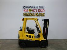Used 2011 HYSTER 5,0