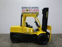 Used 2005 HYSTER 11,