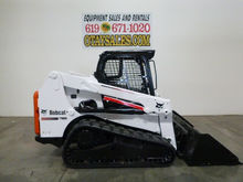2008 BOBCAT T630 RUBBER TRACK S
