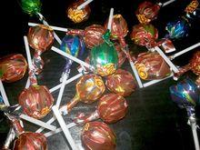 lollipop line