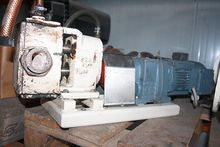 SOLLICH STP 500 S-RH geared pum