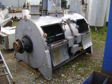 MORTON FKM 2000 plowshare mixer