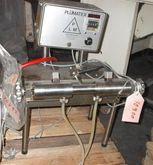 Used pump for liquid