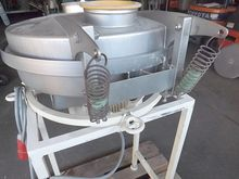 ALLGAIER P600/1 sieving machine