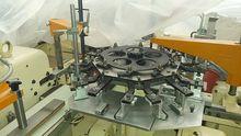 RASCH RU DC foiling machine
