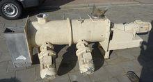 LÖDIGE KM 150 D plowshare mixer