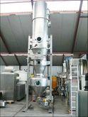 GLATT WST-CD 120/200 fluid bed