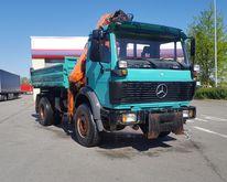 1990 Mercedes-Benz 1722 AK