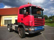 2000 Scania 144