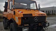 1988 Mercedes-Benz Unimog 1200