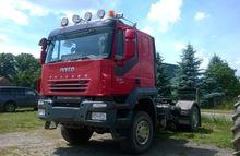 2007 Iveco Trakker 410