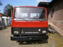 1982 Magirus Deutz M 160