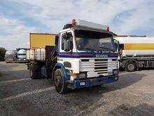 1990 Scania P 93