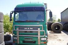 2007 Man TGM 12