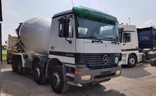 2002 Mercedes-Benz ACTROS 3235