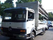 1999 Mercedes-Benz Atego 1017