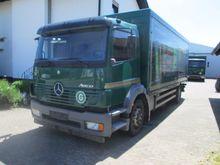 2001 Mercedes-Benz Atego 1823