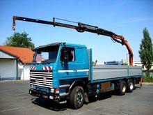 1988 Scania 142M