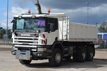 2000 Scania P 114