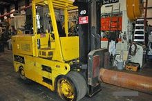 Forklift, Autolift, 30,000#. Re