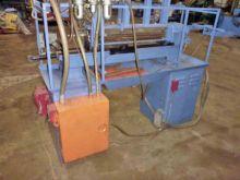Used Corrugator, Tub