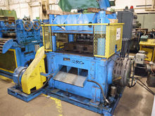 60 Ton Pro Eco Cutoff Press. Re