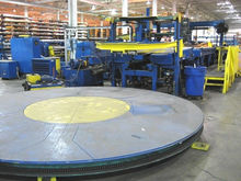 Stacker Table, Banding Line. Re